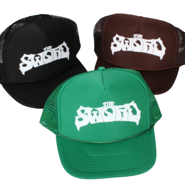 Logo Trucker hats assorted colors