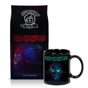 Weaponized Gravity Coffee + Mug Bundle