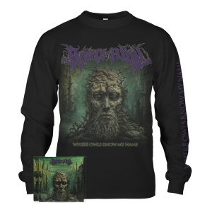 Where Owls Know My Name Longsleeve CD Bundle