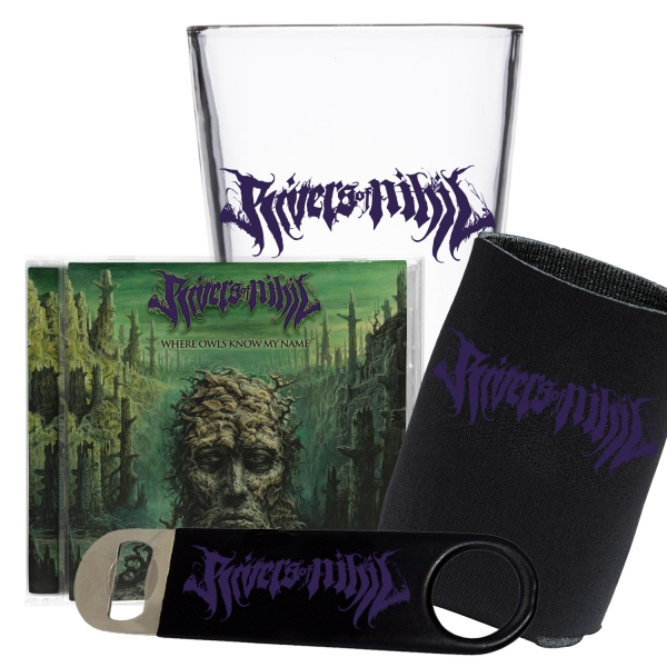 Where Owls Know My Name Drinkers Bundle
