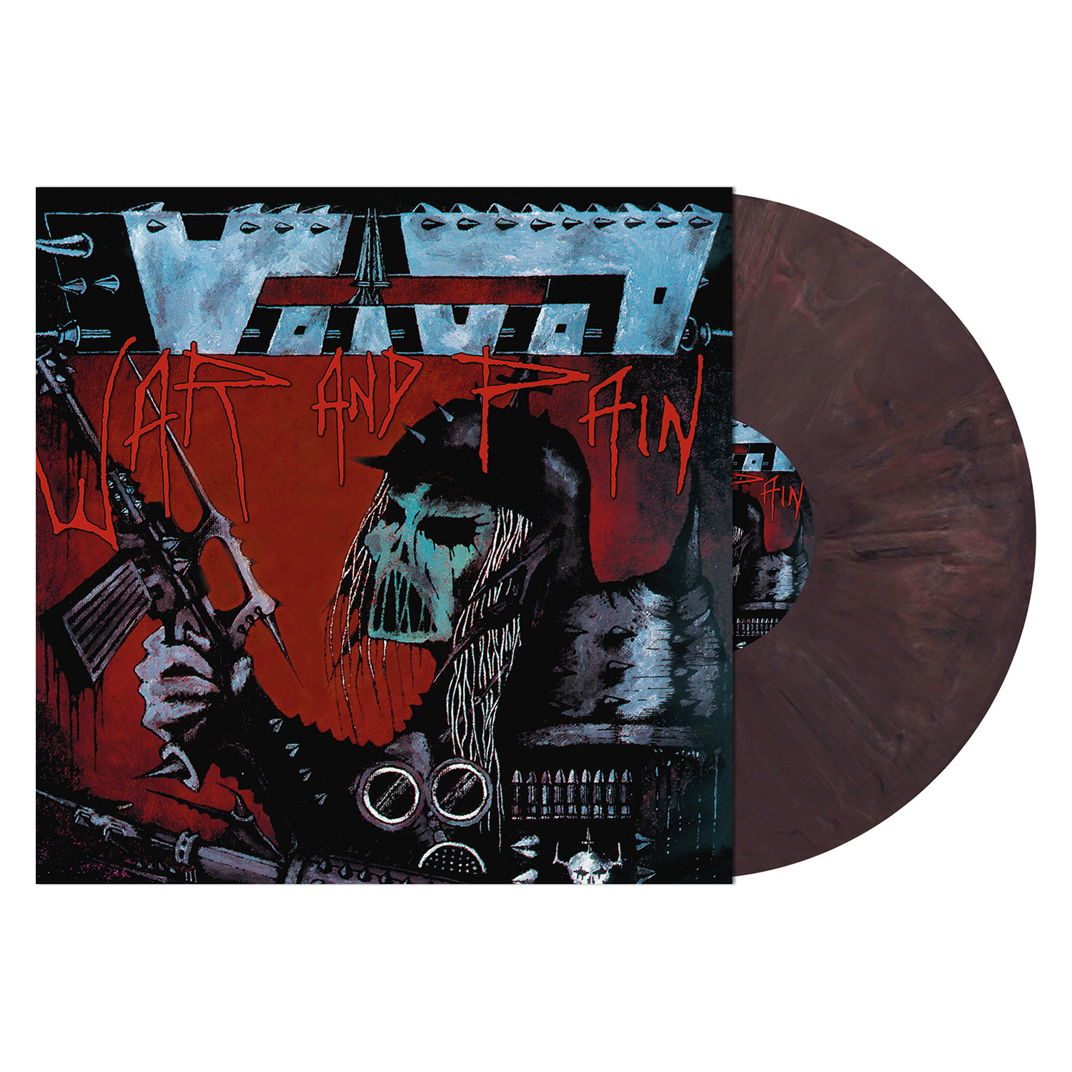 War and Pain (Purple/Black Marble Vinyl)