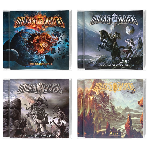 CD Discography