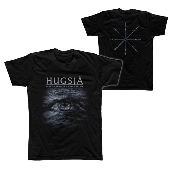 Hugsjá 2LP & T-Shirt Bundle