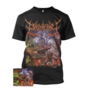 Domain of the Wretched CD + Tee Bundle