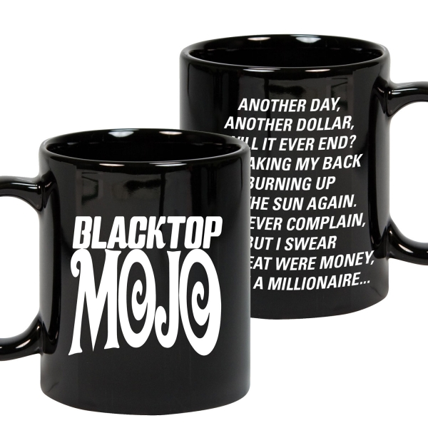Sweat Lyrics Mug