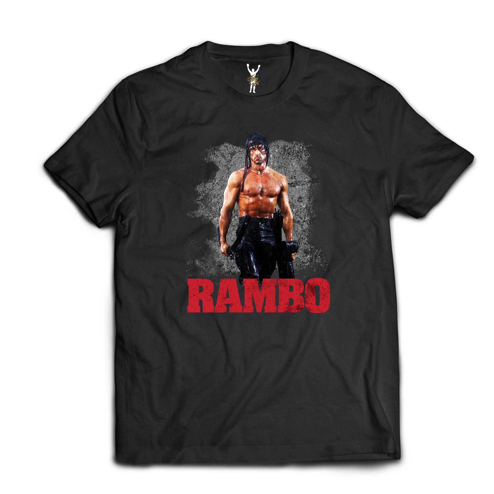 Rambo II Tee