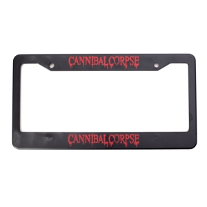 Logo License Plate Holder