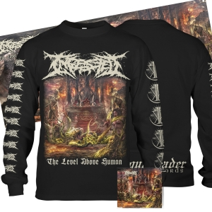 The Level Above Human CD + Longsleeve Bundle