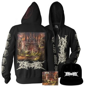 The Level Above Human CD + Hoody Bundle