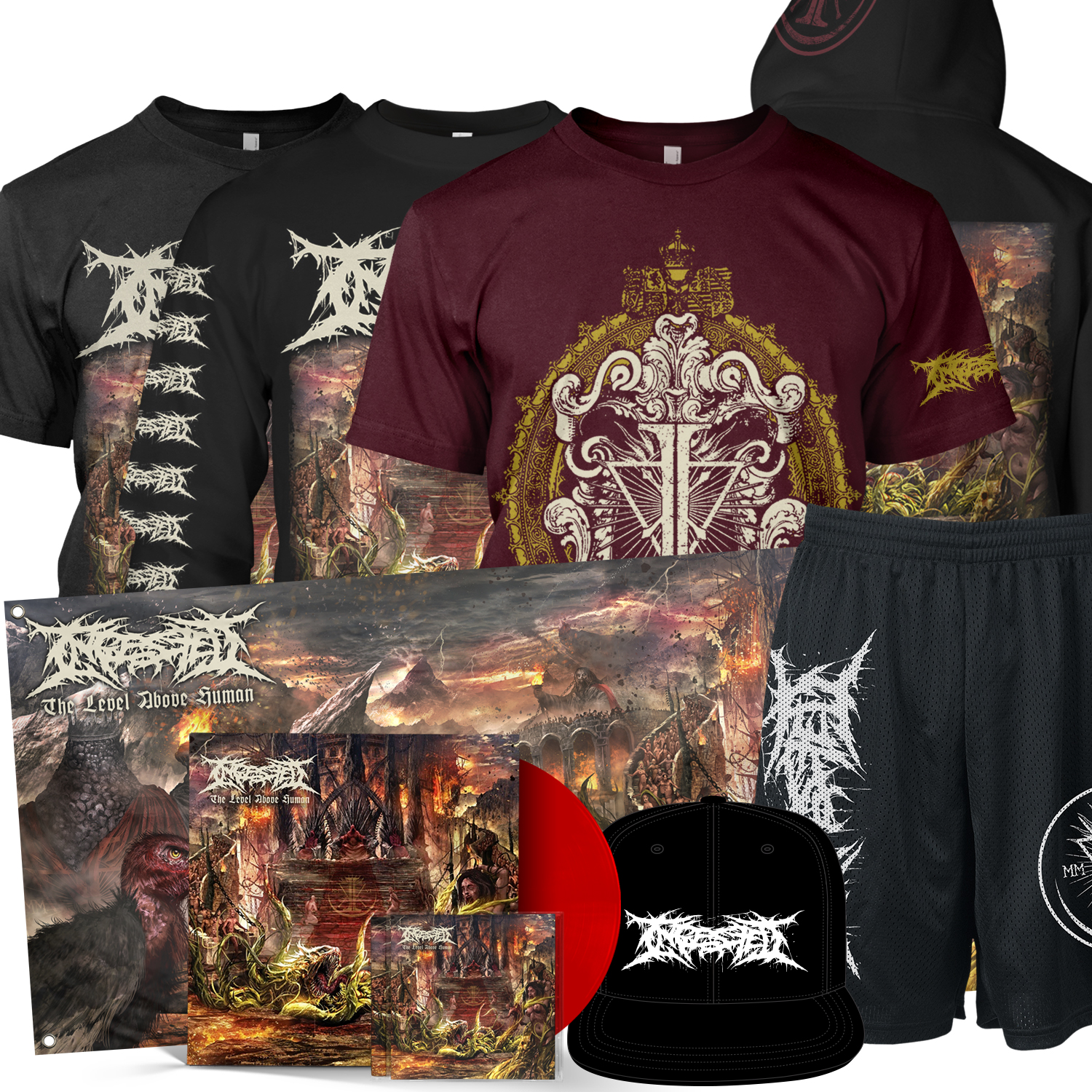 The Level Above Human Collector's Bundle