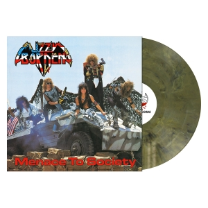 Menace to Society (Olive Green Vinyl)