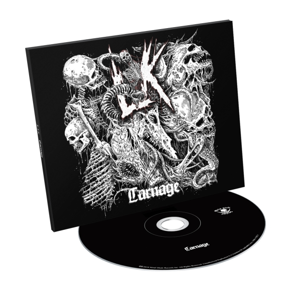 Carnage - CD Bundle