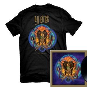 Our Raw Heart T Shirt + 2LP Bundle