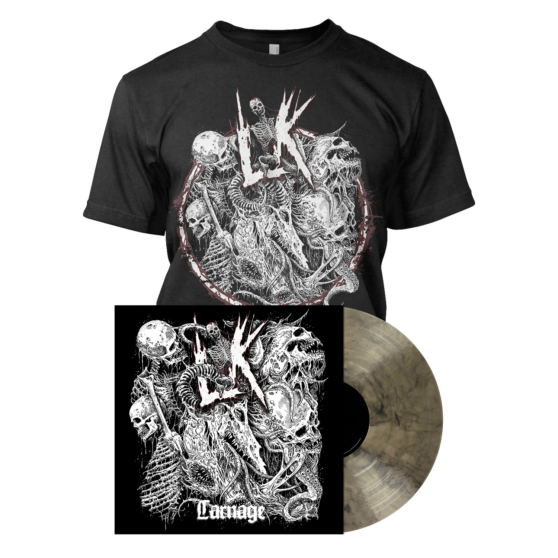 Carnage - LP Bundle