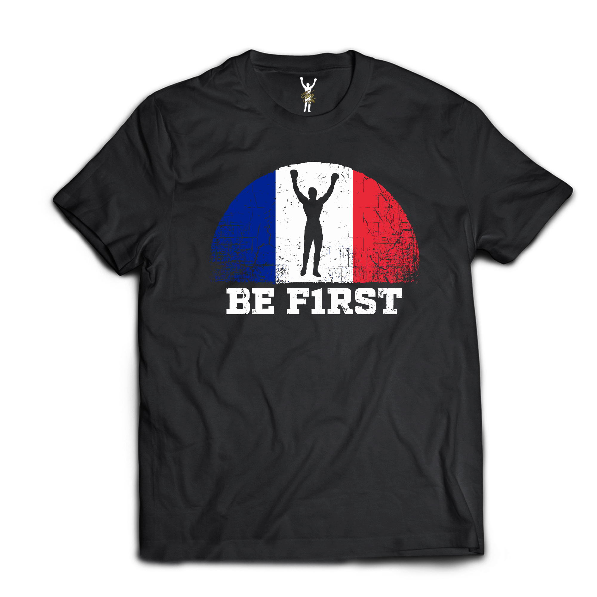 BE F1RST France Tee