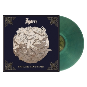 Savage Sinusoid (Pine Green Vinyl)