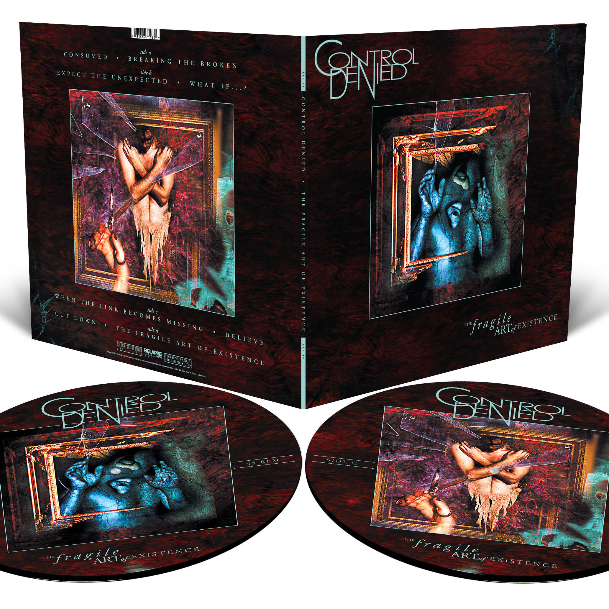 The Fragile Art Of Existence Reissue