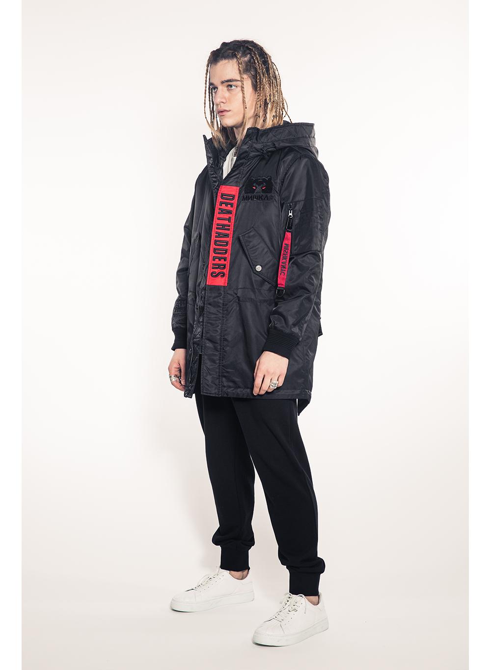 DA Sport Fishtail Jacket