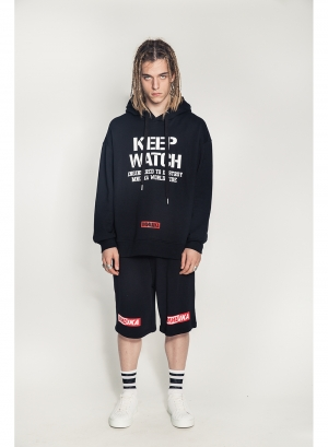 Keep Watch Pullover Hoody