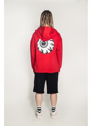 Keep Watch Zip Hoody