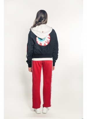 Classic Keep Watch Women's Hooded Jacket