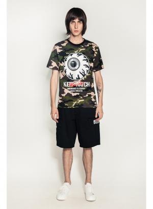 Keep Watch Camo T-Shirt