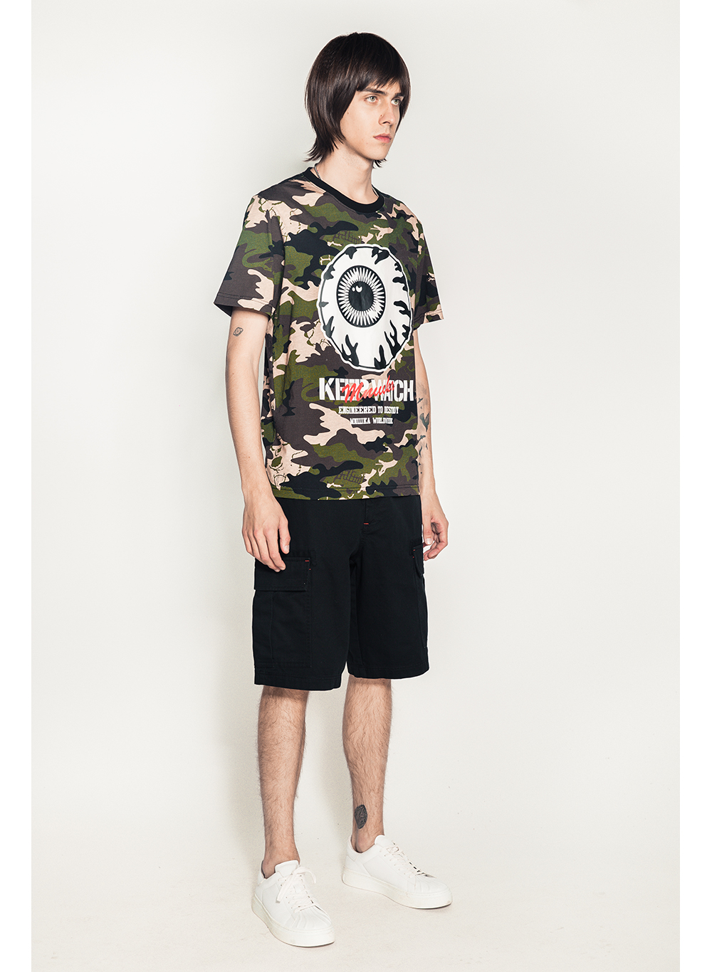 Keep Watch Camo T-Shirt