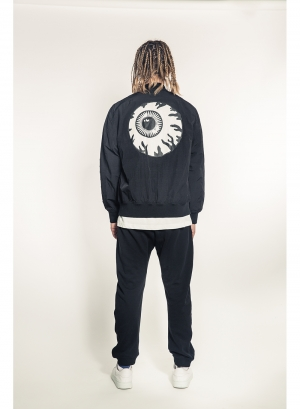 Monochrome Keep Watch Jacket