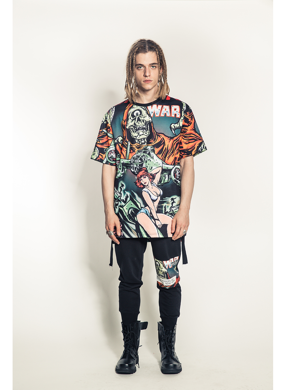 Lamour War Allover Sublimated Tee