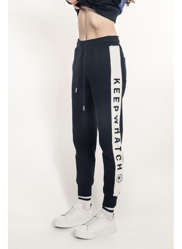 Keep Wha?tch Stripe Women's Sweatpants