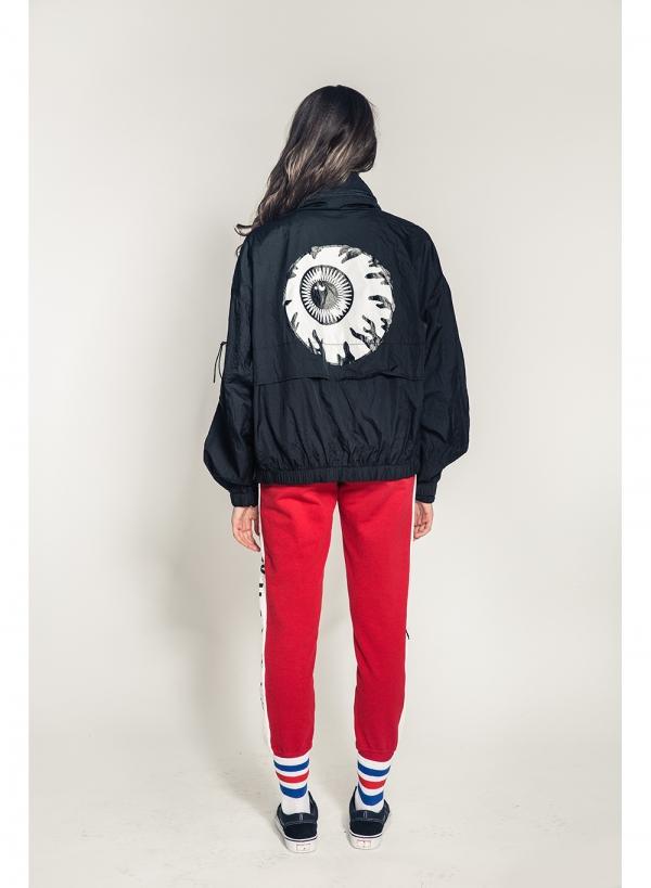 Monochrome Keep Watch Women's Jacket
