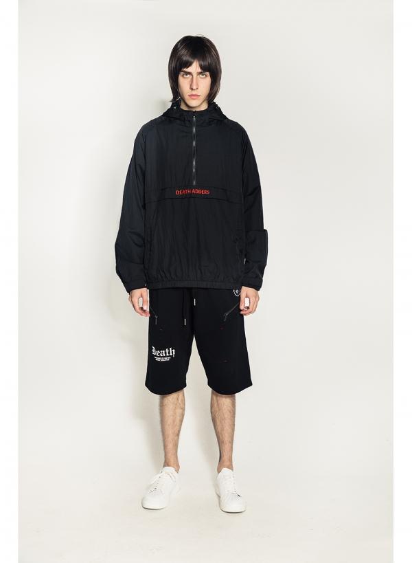 DA Nylon Pullover Jacket