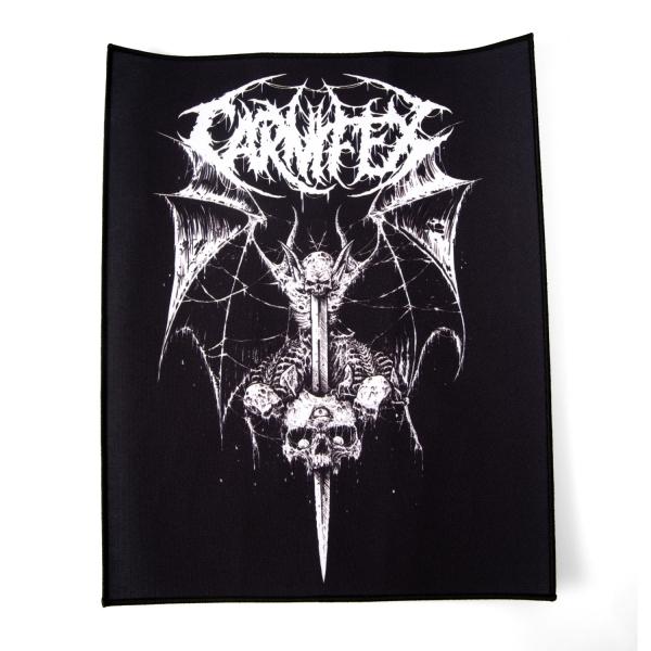 Bat Dagger (back patch)