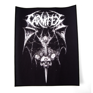 Bat Dagger (back patch)