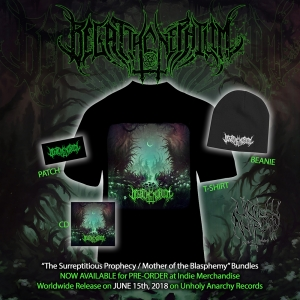 Pre-Order: Begat the Nephilim I: The Surreptitious Prophecy / Mother of the Blasphemy Bundle
