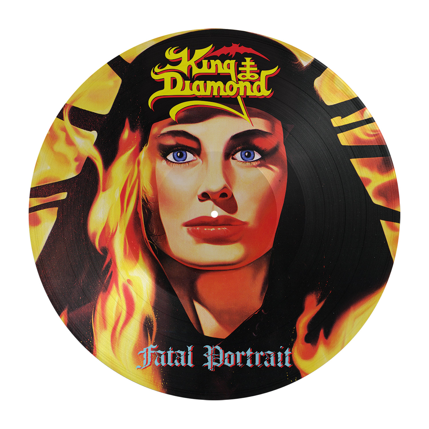 Fatal Portrait (Picture Disc)