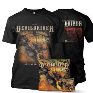 Pre-Order: Outlaws Til The End: Vol. 1 Tee Bundle (LP)