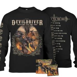 Pre-Order: Outlaws Til The End: Vol. 1 Longsleeve Bundle (CD)