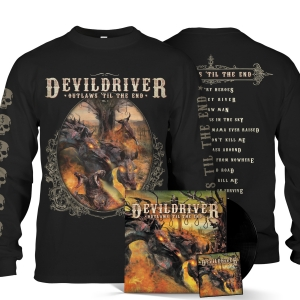 Outlaws Til The End: Vol. 1 Longsleeve Bundle (LP)