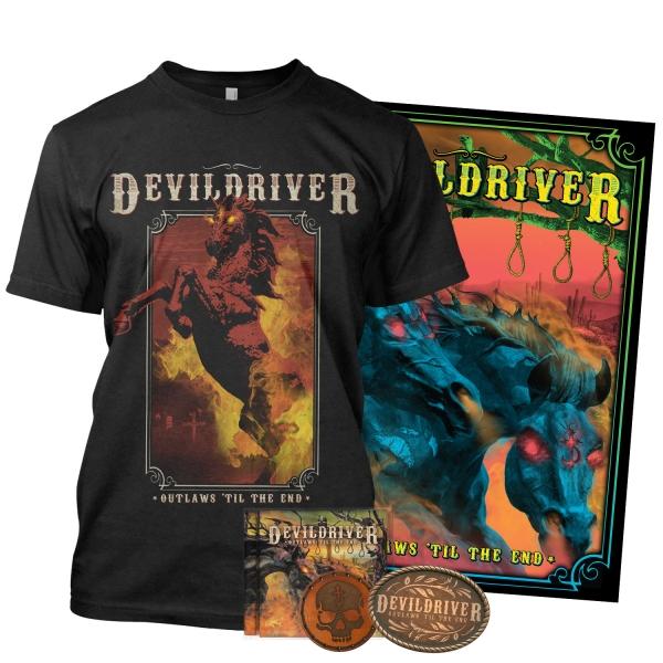 Outlaws Til The End: Vol. 1 Deluxe Bundle (CD)