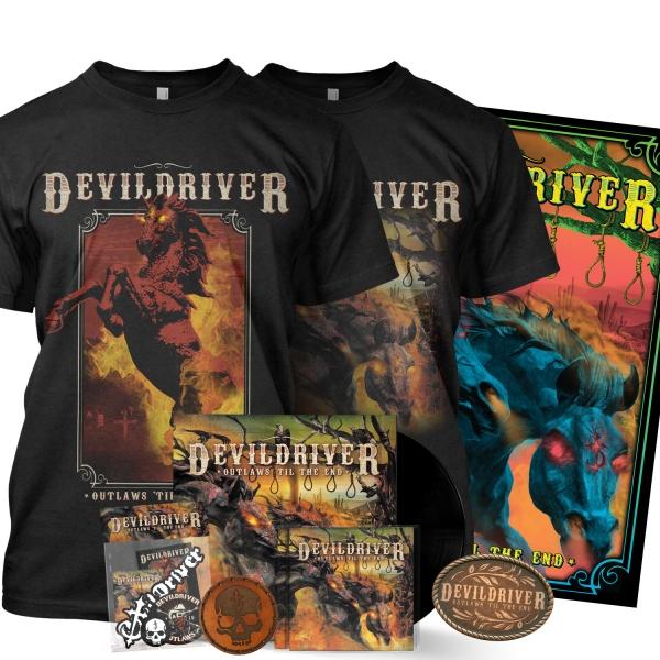 Outlaws Til The End: Vol. 1 Collectors Bundle
