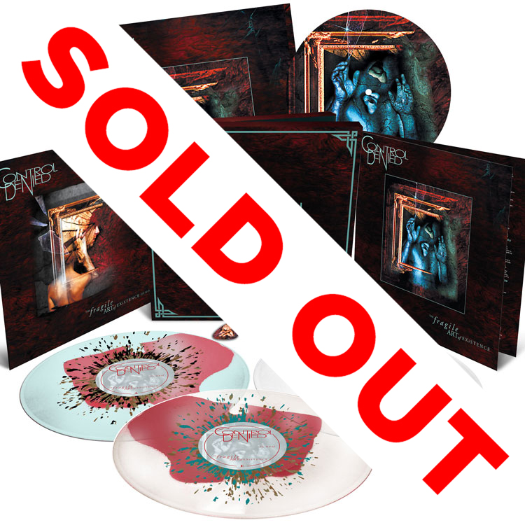 The Fragile Art Of Existence Reissue 3LP Deluxe Boxset
