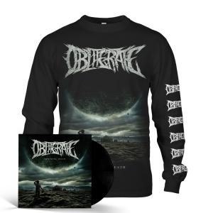 Pre-Order: Impending Death Longsleeve + LP Bundle