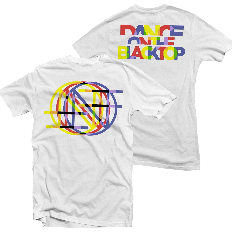 Dance On The Blacktop T Shirt (White) + CD Bundle