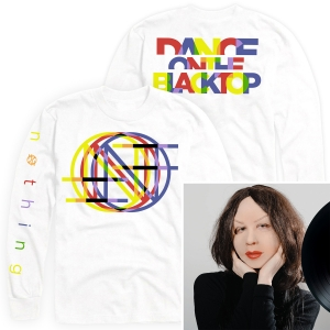 Dance On The Blacktop Longsleeve Shirt + LP Bundle