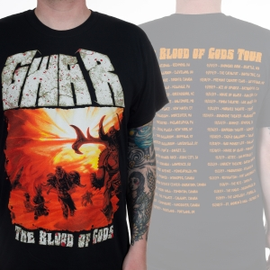 Blood Of The Gods Tour
