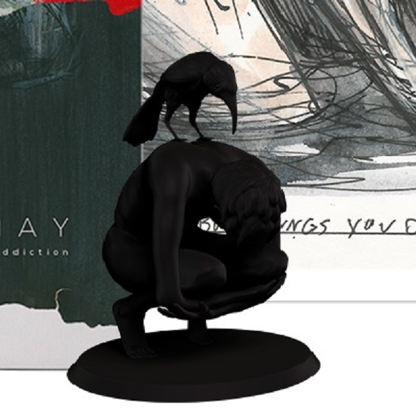 31 Days In May Book, Print & Sculpture