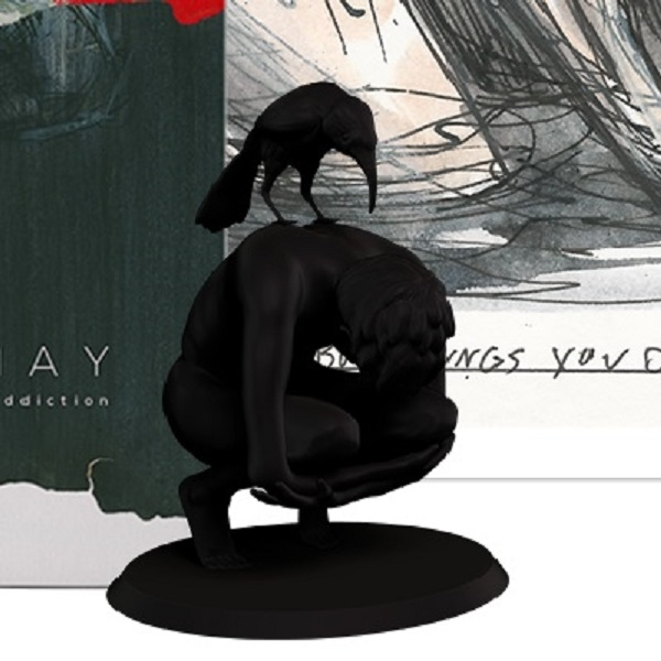 31 Days In May Book, Fine Art Print, Print, Tshirt and Sculpture Bundle