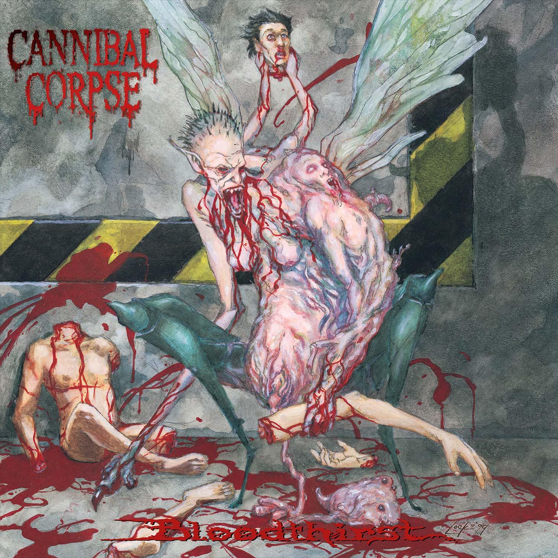 Bloodthirst (Red Vinyl)