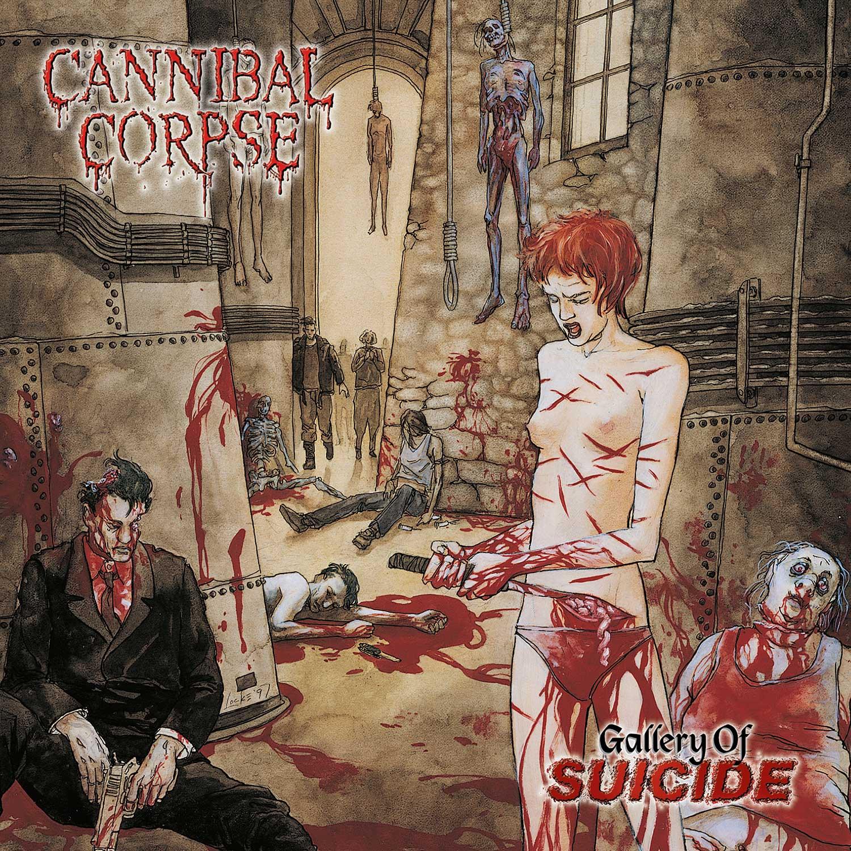 Gallery of Suicide (Clay Vinyl)
